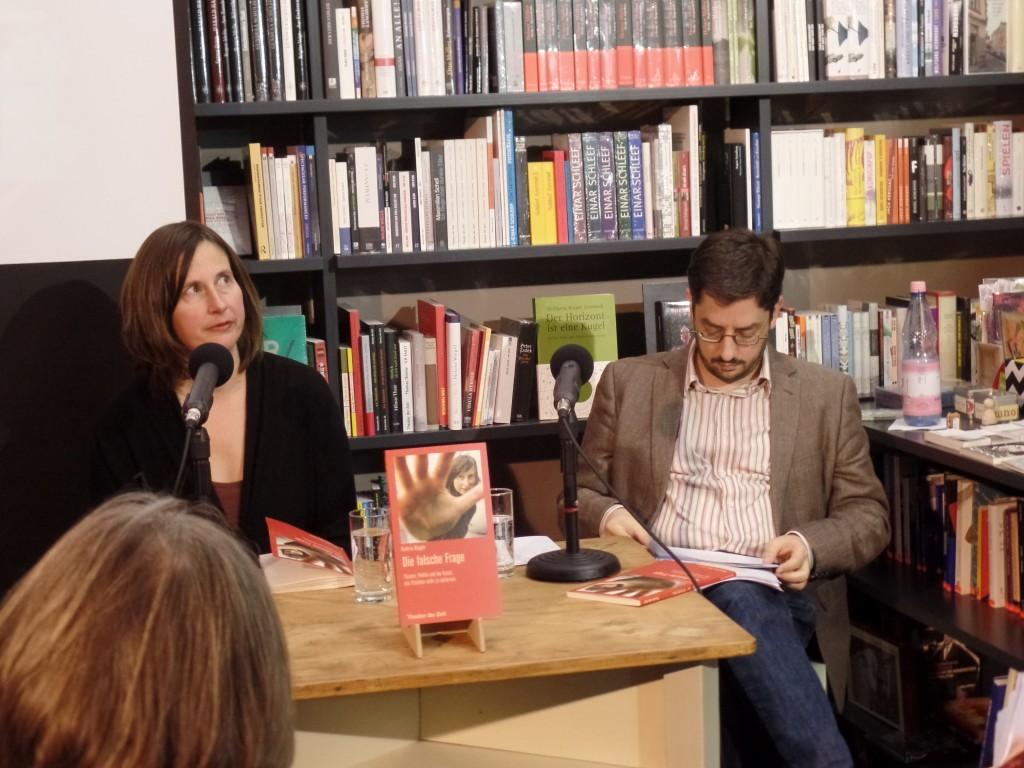 Kathrin Röggla im Gespräch mit Johannes Birgfeld