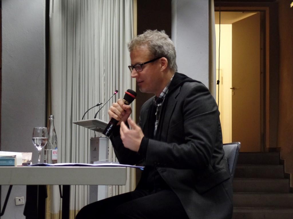 11.01.2016 - 2. Vorlesung Falk Richter